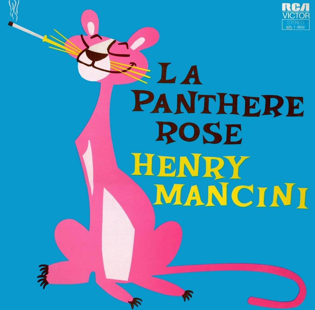 La panth re rose easyguitar cours de guitare domicile lyon - Dessin anime de la panthere rose et ses amis ...